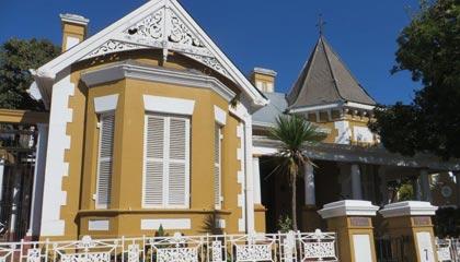 Ashanti Guesthouses, Gardens