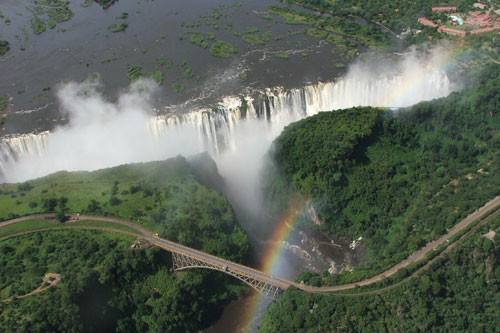 21 Days Vic Falls to Nairobi Overland