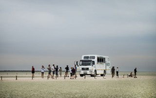 Overland tour