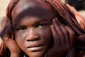 Girl from Himba