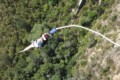 Bungee jumping from Bloukrans Bridge