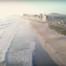 sea and city