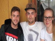 Janik, Torben & Ilonka