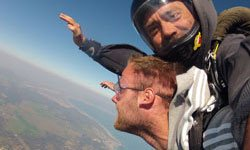 Tandem Skydiving Cape Town