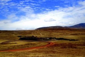 view of Masai Manyatta