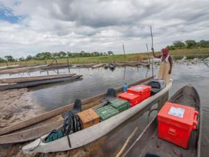 5 Day Okavango Delta and Bush Safari