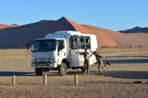 7 Day Highlights of Namibia