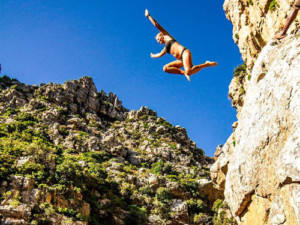 Abseiling and Kloofing Tour