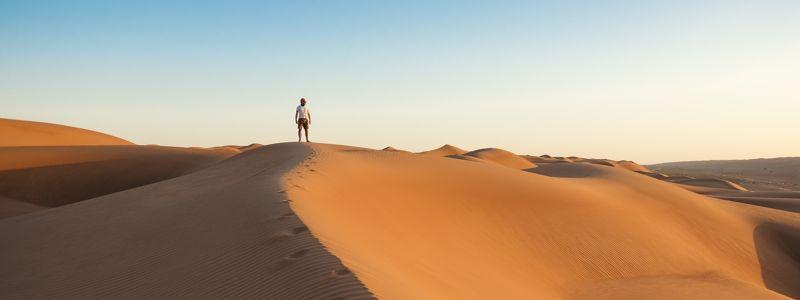 Namib Desert Dunes