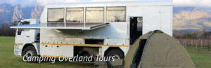 Overland Tours - camping