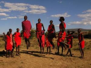 keny masaai mara