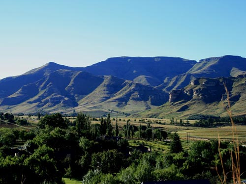 south africa drakensburg