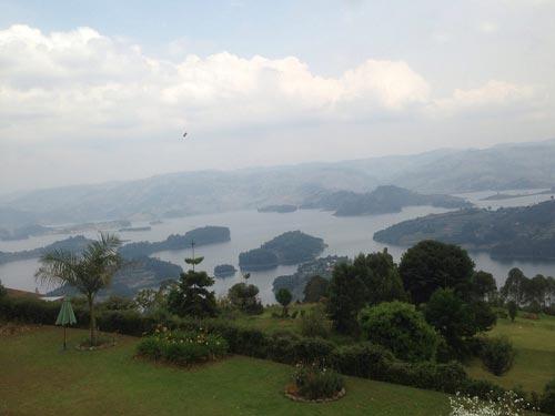Uganda Lake Bunyoni