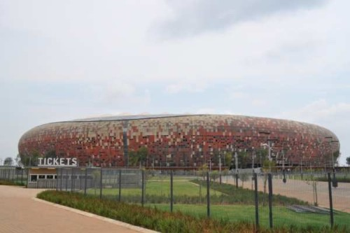 National Football Stadium City