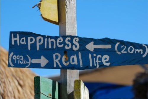 mozambique happiness sign