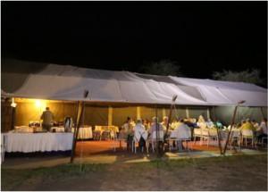 restaurant camp