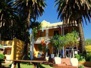 ashanti hostel cape town