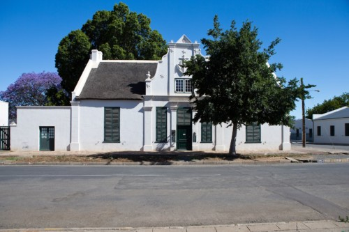 CAPE DUTCH HOUSE graaff reinet