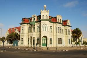 swakopmund building
