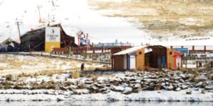 Ski piste Lesotho