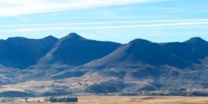 landscape Lesotho