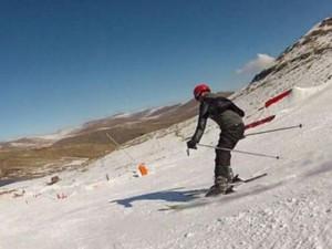 skiing Lesotho
