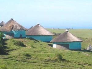 african houses garden route