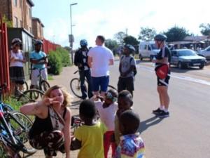 volunteer soweto kids