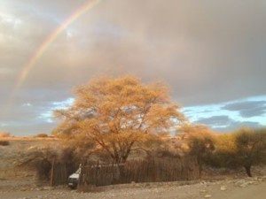 rainbow Kruger National Park