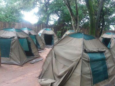 Pilansberg campsite