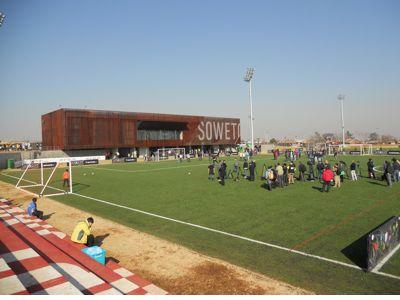 footbal soweto