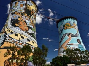 graffiti towers soweto