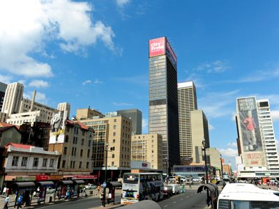 joburg by day