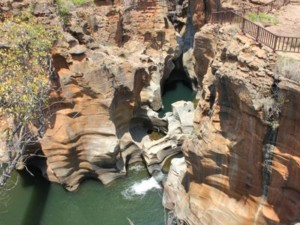 Bourkes Luck Potholes on Panorama Route