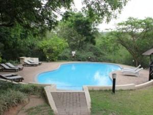 Pool Hazyview Accomodation