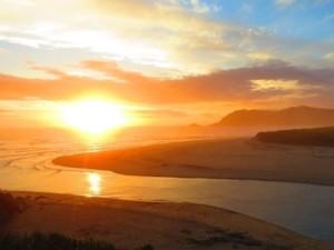 sedgefield sunset