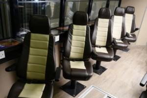 Rotating Seats
