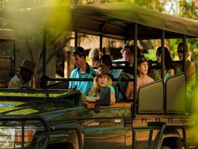 4x4 Safari Kruger National Park