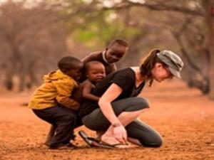Himba Tribe Children Namibia
