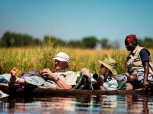 Mokoro Safari Okavango Delta Botswana