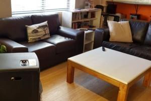 Ashanti Greenpoint Cape Town TV Room Lounge