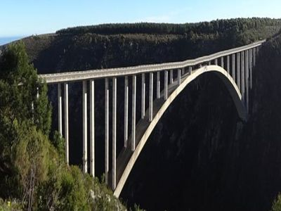 Bloukrans Bungy Bridge Garden Route