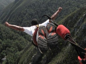Bungy Jump Garden Route South Africa