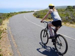 Cape point bike