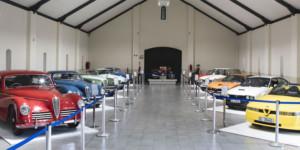 car museum gallery