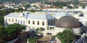 Iziko museum planetarium in Cape Town