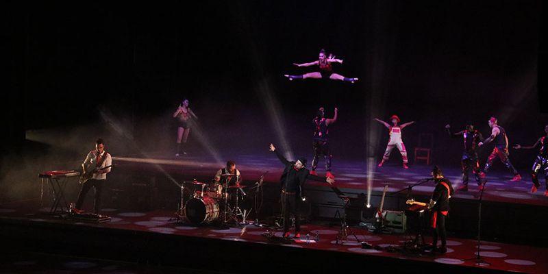live Circus Performance
