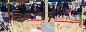 farmers market stalls