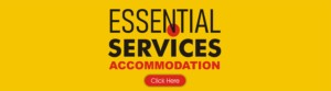 Essential Services Accommodation